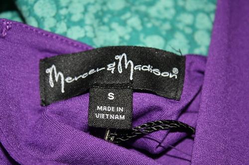 Mercer & Madison dress brand