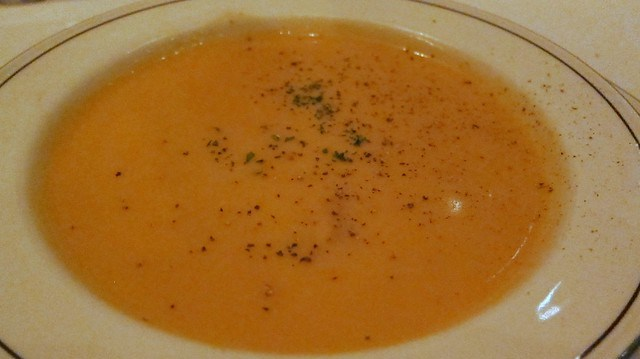 the palm - lobster bisque