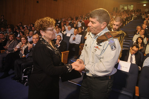 Farewell Ceremony for Chief of Staff Lt. Gen. Ashkenazi