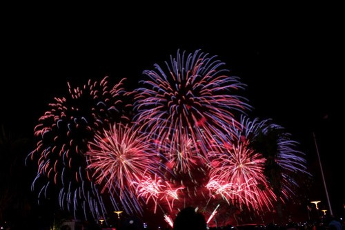 Pyromusical Competition 2011 - UK -