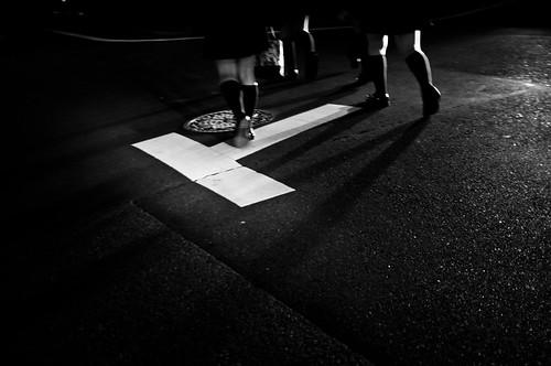 Shibuya night walk