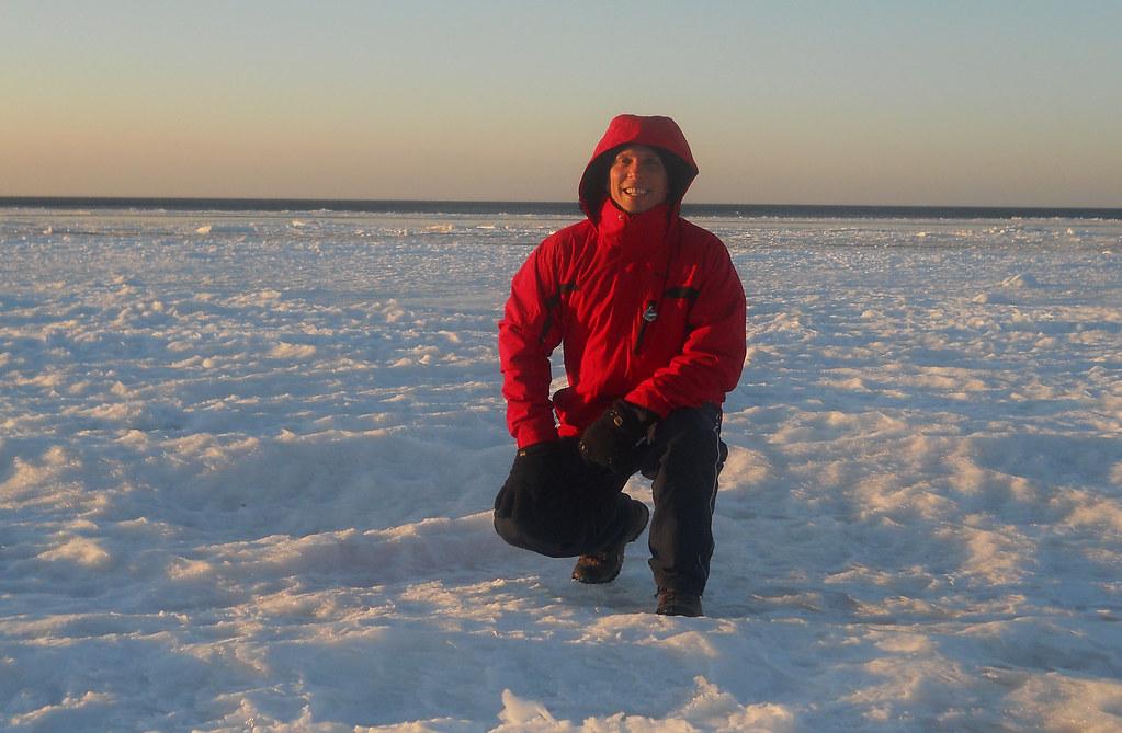 The Baltic Sea Beach - March 2011