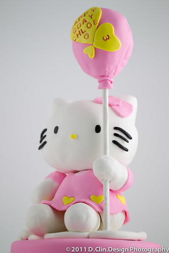 ❤ Hello Kitty Cake ❤ Kids view