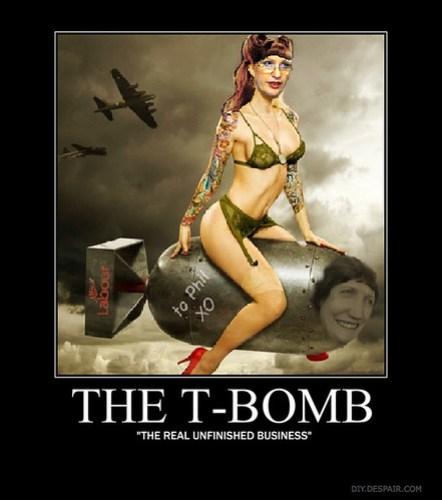 The Tizard Bomb