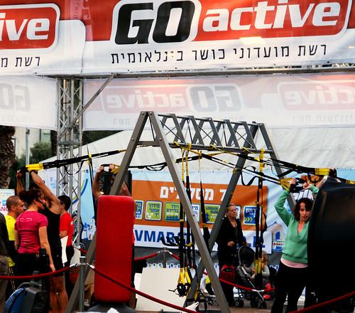 Tel Aviv Fitness Festival