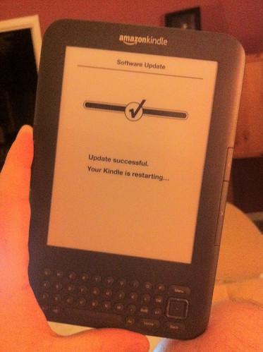 Kindle 3.1 Update