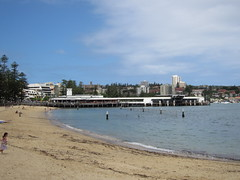 Manly Cove and Ferry Terminal