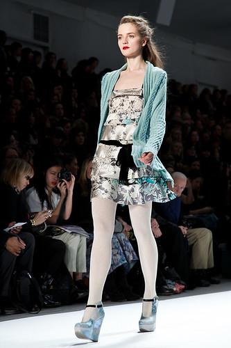 New York Fashion Week Fall 2011 - Nanette Lapore 26
