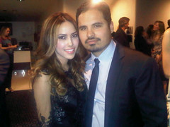 #Actors Michael Pena and Yari De Leon after #T...
