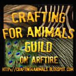 crafting for animals guild on artfire