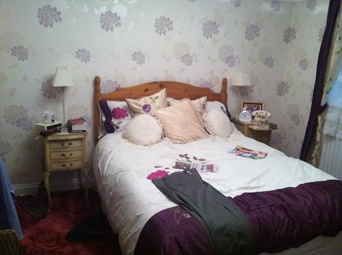 Ken & Deidre's bedroom