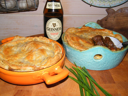 Guinness Steak Pie