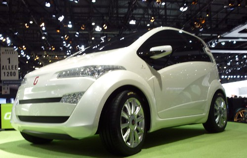Giugiaro City Car
