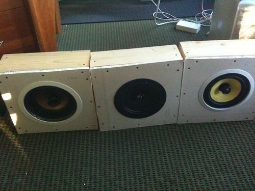Speaker testing