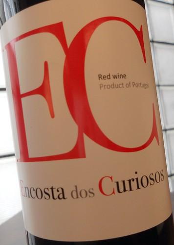 Encosta dos Curiosos Portugal Wine