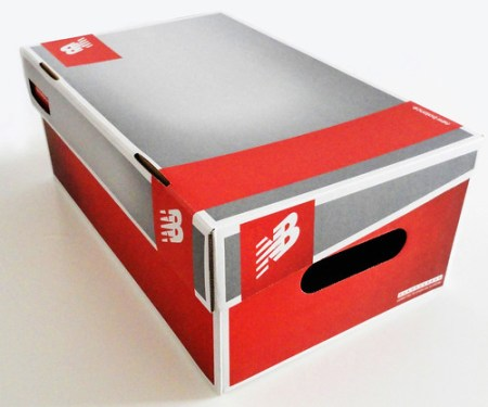 Caja Reciclable New Balance