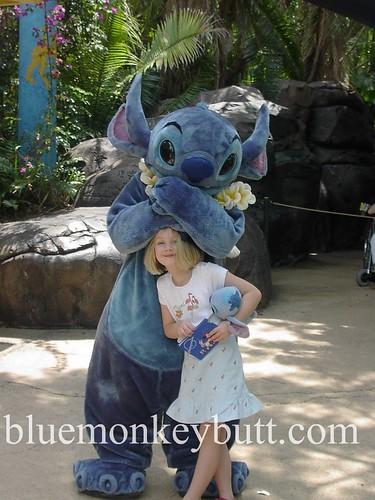 animal kingdom sissy and stitch