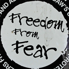 Freedon From Fear