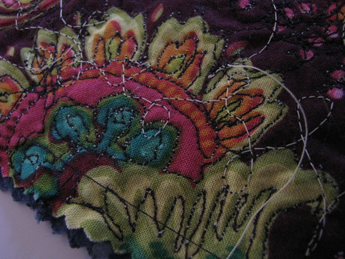Free-Motion Quilting Practice
