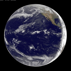 GOES-11 Satellite Sees Pacific Ocean Basin Aft...
