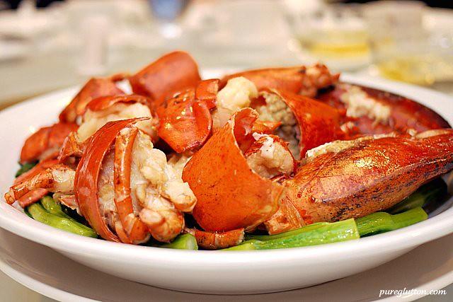 lobster body