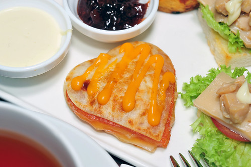 High Tea @ The Coffee Connoisseur (TCC) - Bugis Junction Atrium