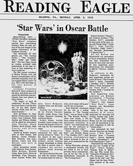 Information - Academy Awards - Star Wars in Os...