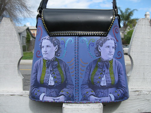 Tennie Claflin Purse