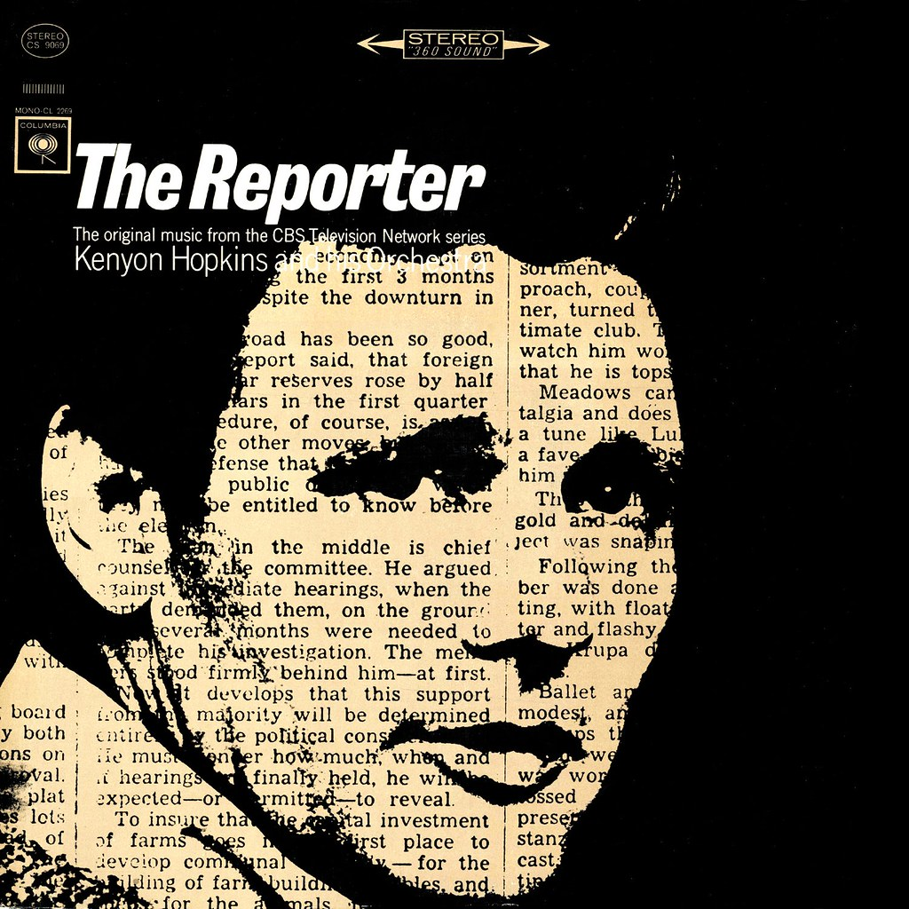 Kenyon Hopkins - The Reporter