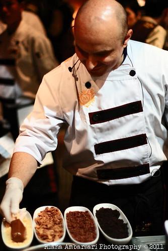 Chef Aldo Volpi