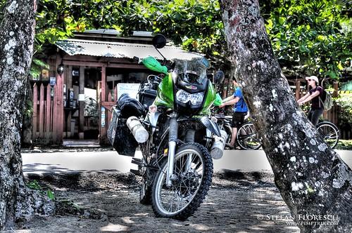KLR 650 Trip Costa Rica 116