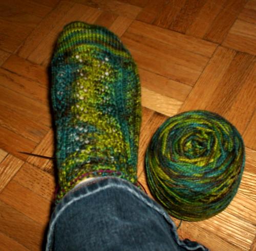 La Vie de Bois Socks - 1