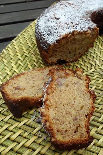 Meilleur pain (ou cake) aux bananes / Best Banana Bread