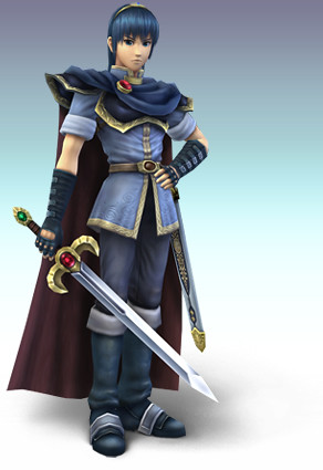 Marth Reference Photo