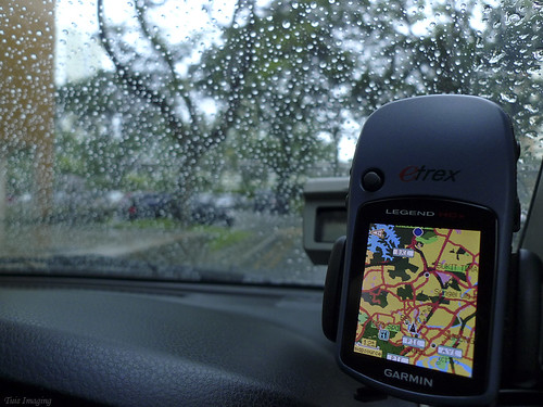My ol' faithful - come rain or shine by tuis, on Flickr