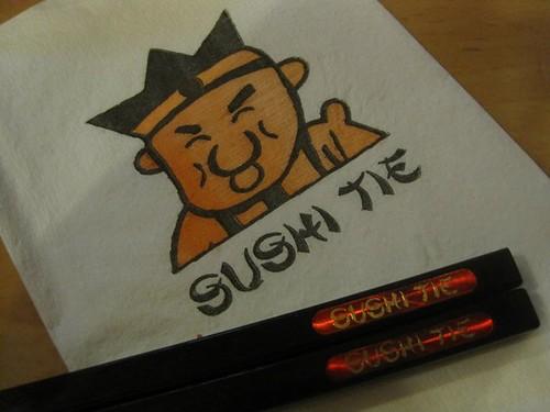 Sushi Tie, Sibu
