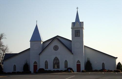 First Baptist Church, Cleveland AL