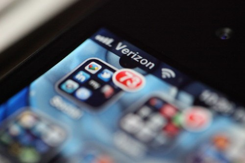 My Verizon iPhone