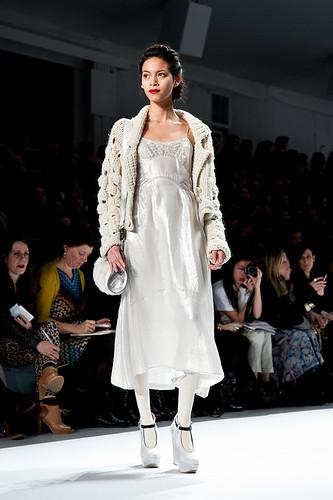 New York Fashion Week Fall 2011 - Nanette Lapore 9