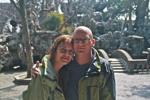 Geoff & Tanya