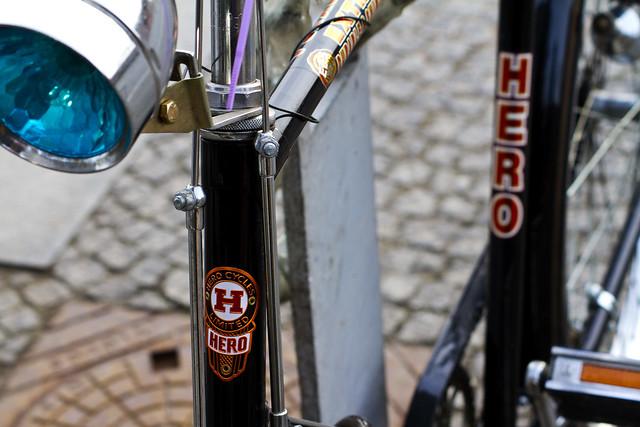 India Hero Bicycle 02