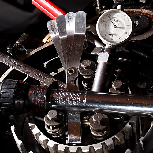 Tools of the Trade - Motorcycle Mechanic