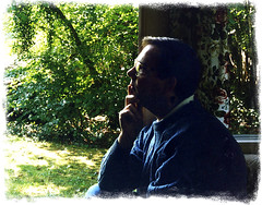 TO CONTEMPLATION : Photo of Tom taken by Brend...