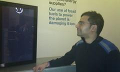 Science Museum - Fuel Drop Explosion