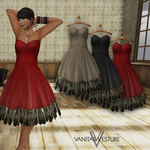 Vanitas Vesture - Languid O Rama - All Colors