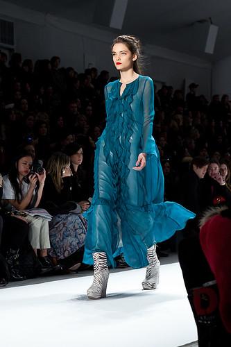 New York Fashion Week Fall 2011 - Nanette Lapore 39