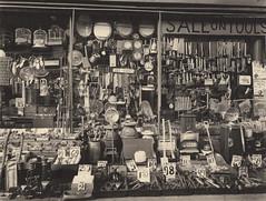 [ A ] Berenice Abbott  - Hardware Store, 316-3...