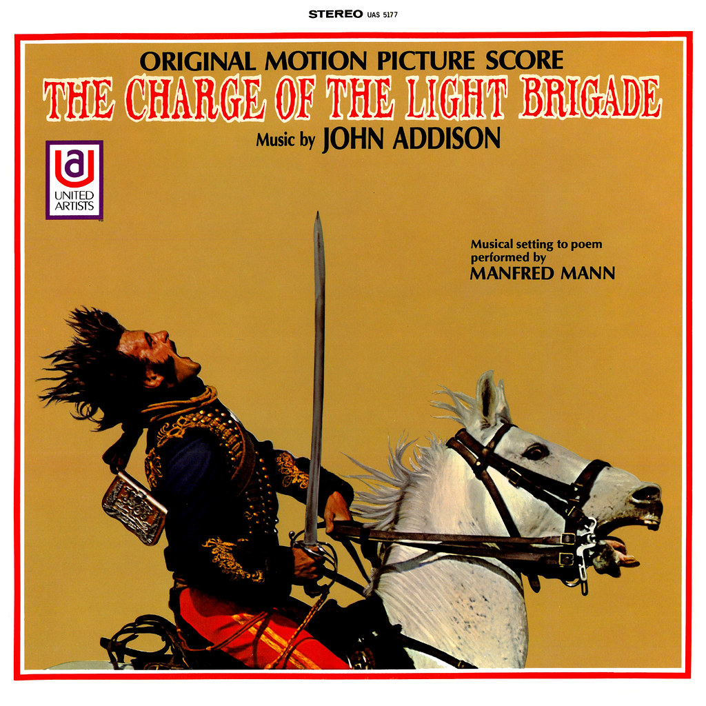 John Addison - The Charge of the Light Brigade