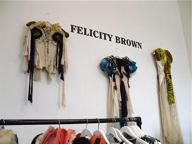 Felicity Brown name