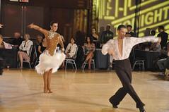 Tina Gerova and Plamen Danailov Ballroom Dance